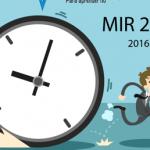 MIR 2016: Preguntas de Oftalmología