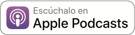 Suscribe on apple podcast